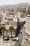 Вальпараисо, чилеански Стоковые Фотографии RF