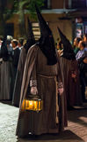 Вальядолид хорошие в четверг ночью 2014 12 Стоковое Изображение