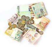 валюта гловальная Стоковые Фото