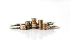 Валюта мира под защитой доллара Стоковые Изображения