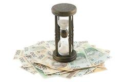 Валюта Польша Стоковое Изображение