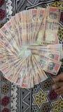 Валюта rupeee 1000 1000 rs запрета рупии Стоковые Изображения RF