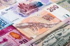 Валюты различных стран Стоковые Изображения