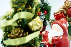 вал claus santa рождества стоковые фото
