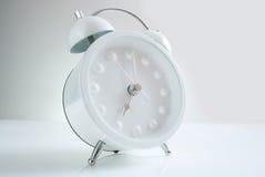 введенное в моду ретро будильника Стоковое Изображение RF