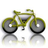 введенные в моду воиска велосипеда Стоковая Фотография RF
