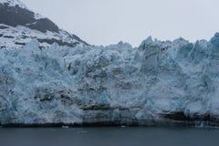 Вверх по близко к леднику Tidewater Стоковая Фотография RF