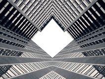 вверх по путю Стоковая Фотография RF
