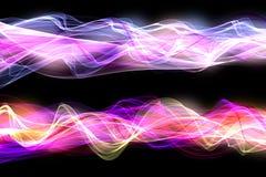 введенный в моду дым регулирования пламени предпосылок Стоковые Изображения RF
