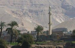 вдоль Нила стоковые фотографии rf