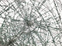 Веб-дизайн в сломленном стеклянном окне стоковые фотографии rf