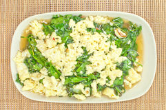 Вегетарианская еда, Стоковое Фото