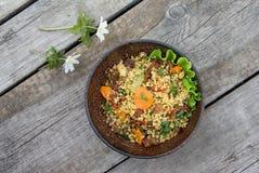 Вегетарианская еда стоковые изображения rf