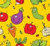 Вегетарианская текстура иллюстрация вектора