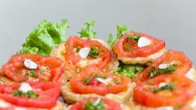Вегетарианские сандвичи стоковые изображения rf
