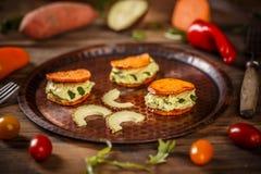 Вегетарианский стартер Стоковое Изображение RF