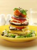 Вегетарианский стог Стоковое Изображение RF