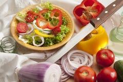 Вегетарианское диетпитание Стоковое Фото