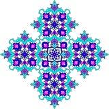 вегетация орнамента Стоковое Фото