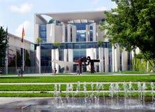 ведомство канцлера федеральное - немец стоковое фото rf