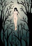 Ведьма в лесе