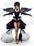 ведьма повелительницы Стоковая Фотография