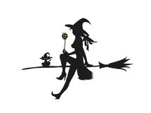 ведьма Стоковая Фотография RF