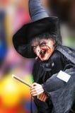 ведьма halloween куклы Стоковая Фотография RF