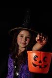 ведьма halloween Стоковое фото RF