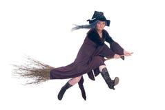 ведьма halloween Стоковое Фото