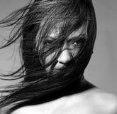 везде волосы Стоковые Фотографии RF