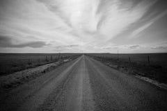 везде дорога к Стоковые Изображения RF