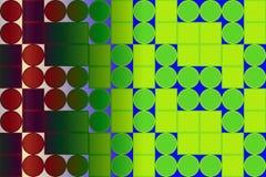 вектор абстрактной иллюстрации предпосылки просто Стоковое Фото