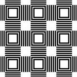 вектор абстрактной картины безшовный Стоковая Фотография RF