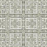 вектор абстрактной картины иллюстрации предпосылки безшовный Повторять геометрическую текстуру Стоковые Изображения