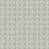вектор абстрактной картины иллюстрации предпосылки безшовный Повторять геометрическую текстуру Стоковое Изображение RF