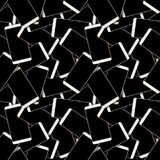 вектор абстрактной картины иллюстрации предпосылки безшовный Современный комплект Smartphone Стоковая Фотография