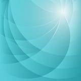 вектор абстрактной предпосылки голубой светлый Стоковое Изображение