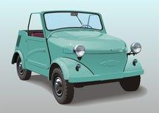 вектор автомобиля миниый Стоковое Изображение RF