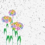 вектор бабочки предпосылки Стоковые Изображения