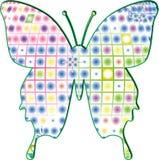 вектор бабочки multicolor бесплатная иллюстрация