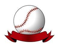 вектор бейсбола Стоковые Фото
