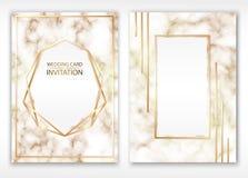 вектор Белая предпосылка венчание иллюстрации карточки абстракции Конструкция крышки Детальная текстура мрамора Зернистая поверхн иллюстрация штока