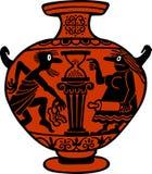 вектор вазы Стоковые Фотографии RF