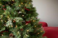 вектор вала иллюстрации рождества предпосылки красивейший Стоковые Фото