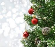 вектор вала иллюстрации рождества предпосылки красивейший Стоковые Изображения