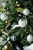 вектор вала иллюстрации рождества предпосылки красивейший Стоковое Изображение