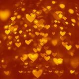 вектор Валентайн иллюстрации дня пар любящий Стоковое Фото