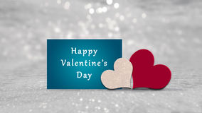 вектор Валентайн иллюстрации s сердца зеленого цвета dreamstime конструкции дня карточки стилизованный Стоковое Фото