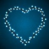 вектор Валентайн иллюстрации s сердца зеленого цвета dreamstime конструкции дня карточки стилизованный Стоковое фото RF